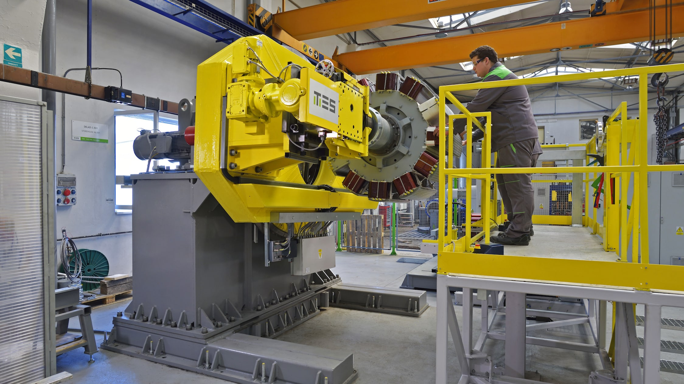 Industrial Automation & Engineering